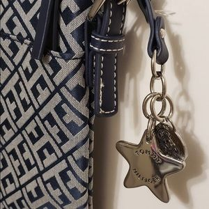 Tommy Hilfiger Bags - Tommy Hilfiger Printed Navy Crossbody